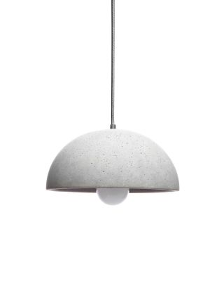 Globus 280 Concrete Pendant Light 100 cm Cable Lenght