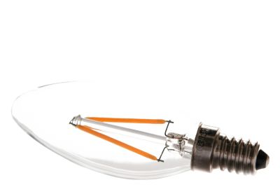 Golden Sapphire Candle LED Light Bulb