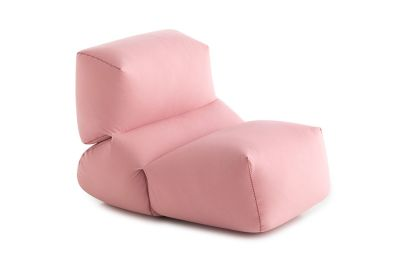 Grapy Soft Seat Pink cotton