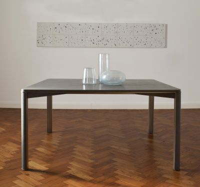Gregorio Square Dining Table Basaltina