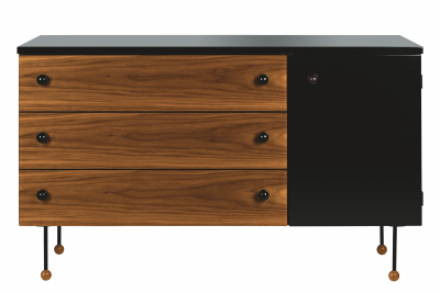 62 3 Drawer Dresser
