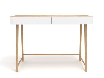 Hall Console White