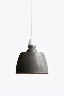 Hang On Honey Pendant Light Oxidized Aluminium