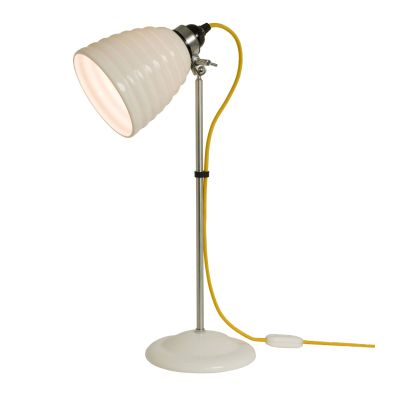 Hector Bibendum Table Lamp Yellow Cable