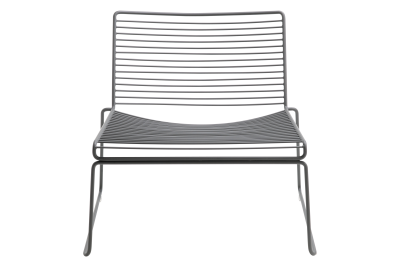 Hee Lounge Chair Grey