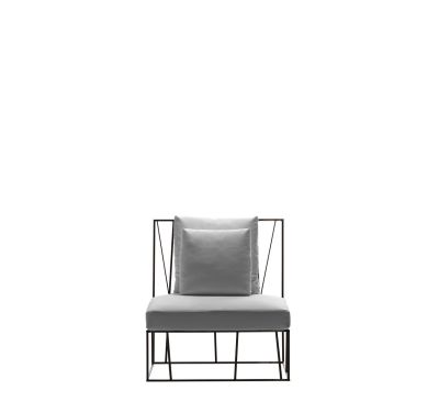 Herve Optional Cushion Paranà - Bianco 157