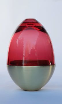 Homage to Faberge - Red Brass Homage to Faberge - Red Brass