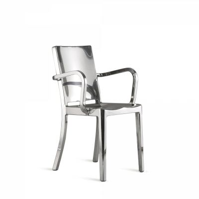 Hudson Armchair Hand Polished