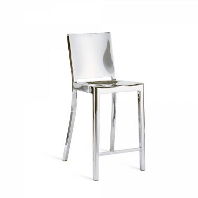 Hudson Counter Stool Hand-Polished