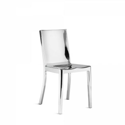 Hudson Dining Chair Hand Polished