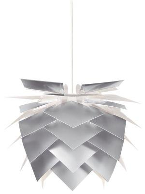Illumin Pendant Light Aluminium, H35 Ø35