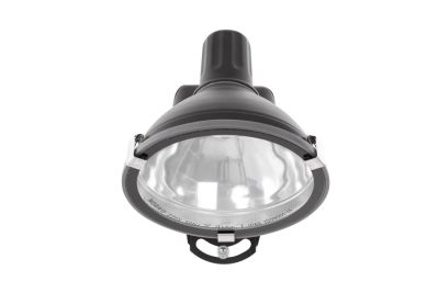 Industrial Wall Lamp Black, Small