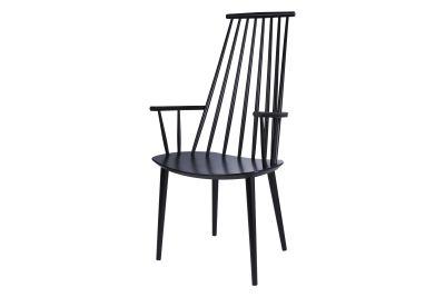 J110 Chair Black