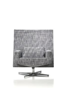 Jackson Lounge Chair Cervino Leather Pure