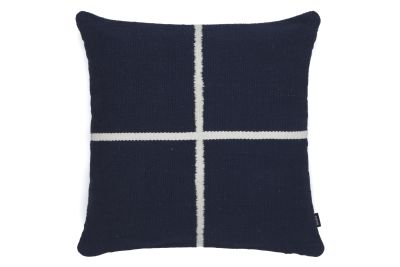 Jama-khan Cushion Blue, Square