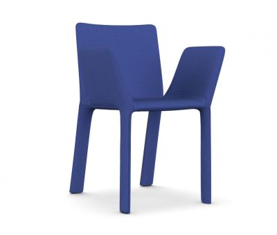 Joko Chair with Armrests A7244 - Field 762 blue