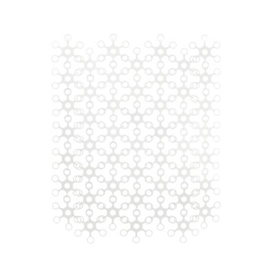 Joyn Original - Space divider, curtain, wall art... and more! White