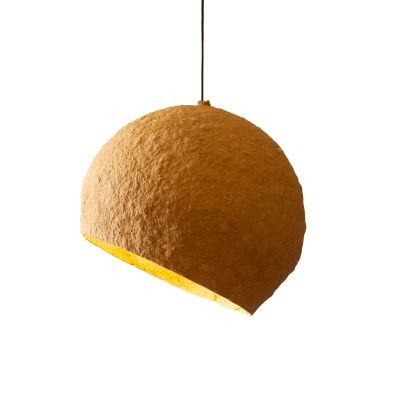 Jupiter Paper Pulp Pendant Light Jupiter