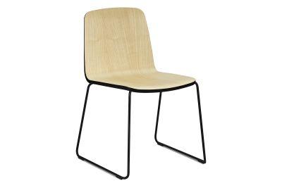Just Chair Ash/Black/Black