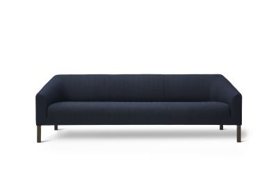 Kile Sofa 3-seater Oak Smoked Stained, Noise 132