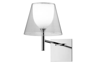 KTribe W Wall Light Transparent