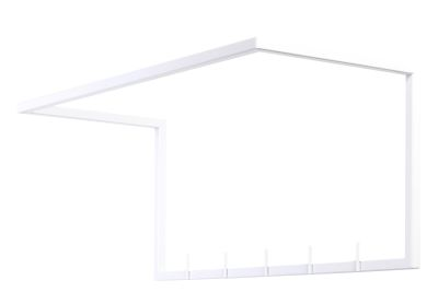 L1 Clothes Rack White