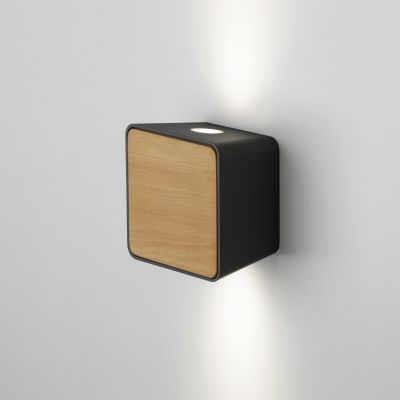 Lab 2 Wall Light Marset - Black