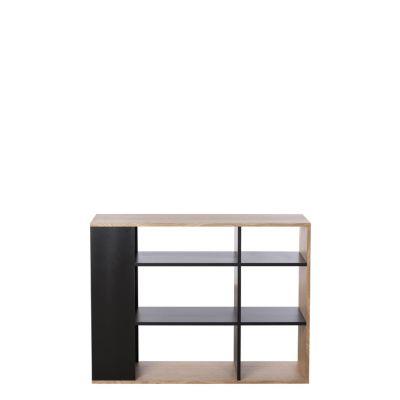 Lato Console Table Charcoal