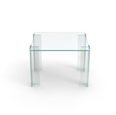 Leggero Coffee Table Transparent,Small