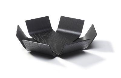 Lily Bowl  Black, Medium