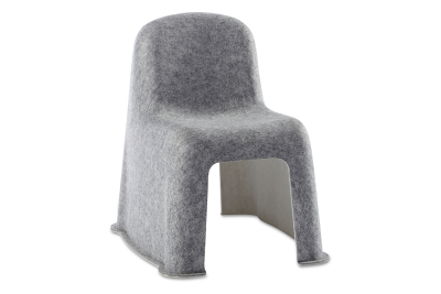 Little Nobody Chair Light Grey