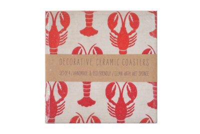 Lobsters Coasters