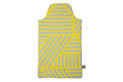 Loha Hot Water Bottle Cover Yellow