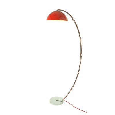 London Floor Lamp Red