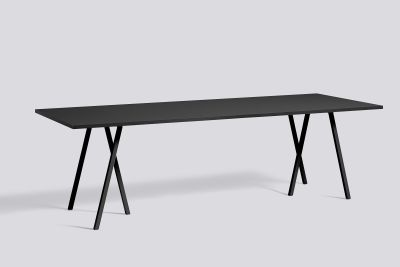 Loop Stand Table Black, 250