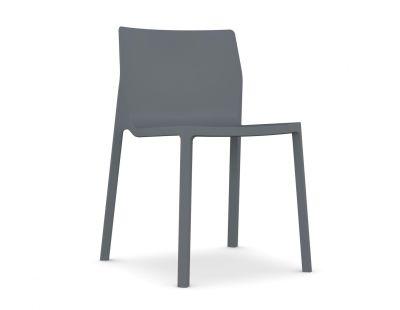 LP Chair White polypropylene, N/A