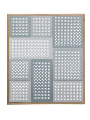 Mag Pinboard MAGNETIC BOARD - LARGE / GREEN