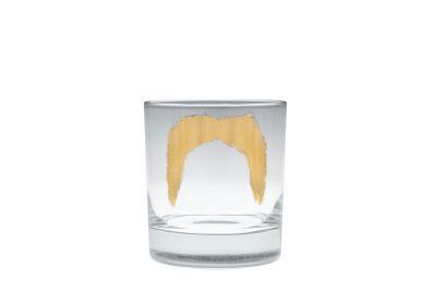Magnum Gold Moustache Tumbler