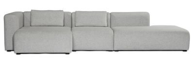 Mags Lounge Modular Seating Element 9302 - Right Surface by Hay 120