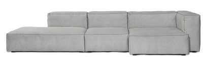 Mags Soft Chaise Lounge Short Modular Element S8262 - Left Rime 111