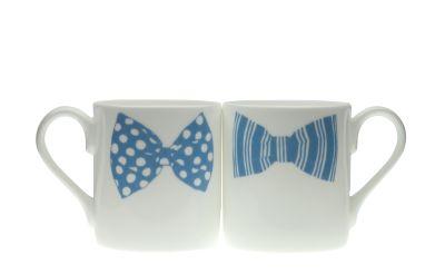 Mark Jeffrey Bow Tie Mug