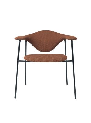 Masculo Lounge Chair Dunes 21000 Cognac