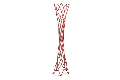 Matrix Coatstand  Bright Red