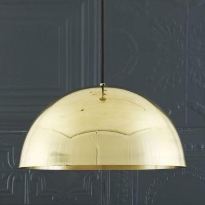 Maua 40cm Pendant  Polished Brass