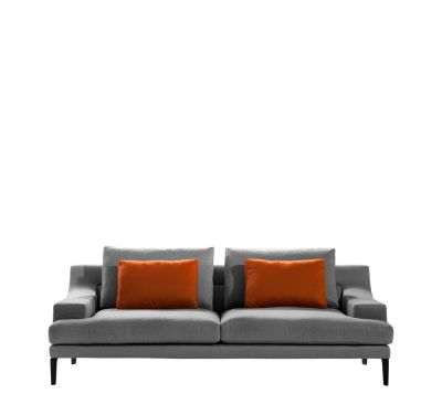 Megara Three-Seater Sofa Cairo - Bianco 01