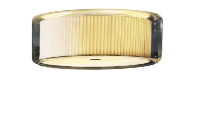 Mercer Ceiling Light Mercer Pearl White