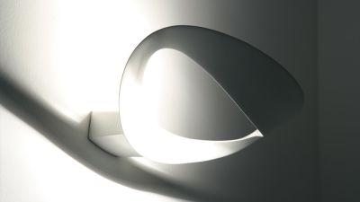 Mesmeri Wall Light White