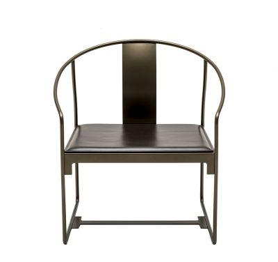 MINGX - Indoor Armchair Black, 42