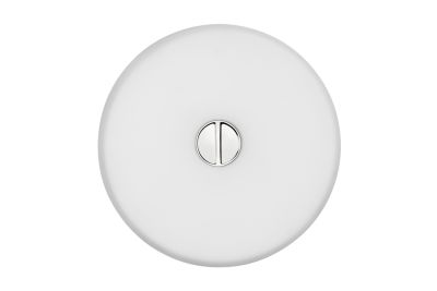 Mini Button Wall Light Glass