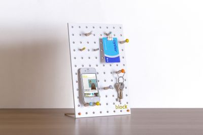Mini Pegboard White